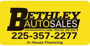 BETHLEY AUTO SALES LLC